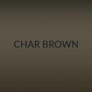 Char Brown Blind Color